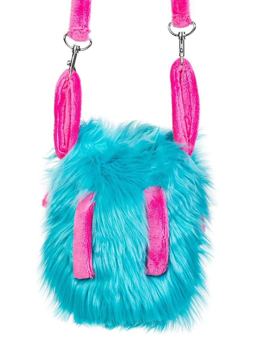 Cuddly Critter Bag Teal Maskworld Com