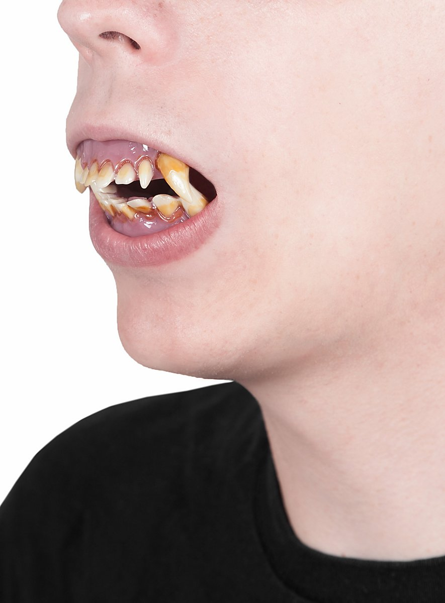 Dental Fx Beast Teeth Maskworld Com