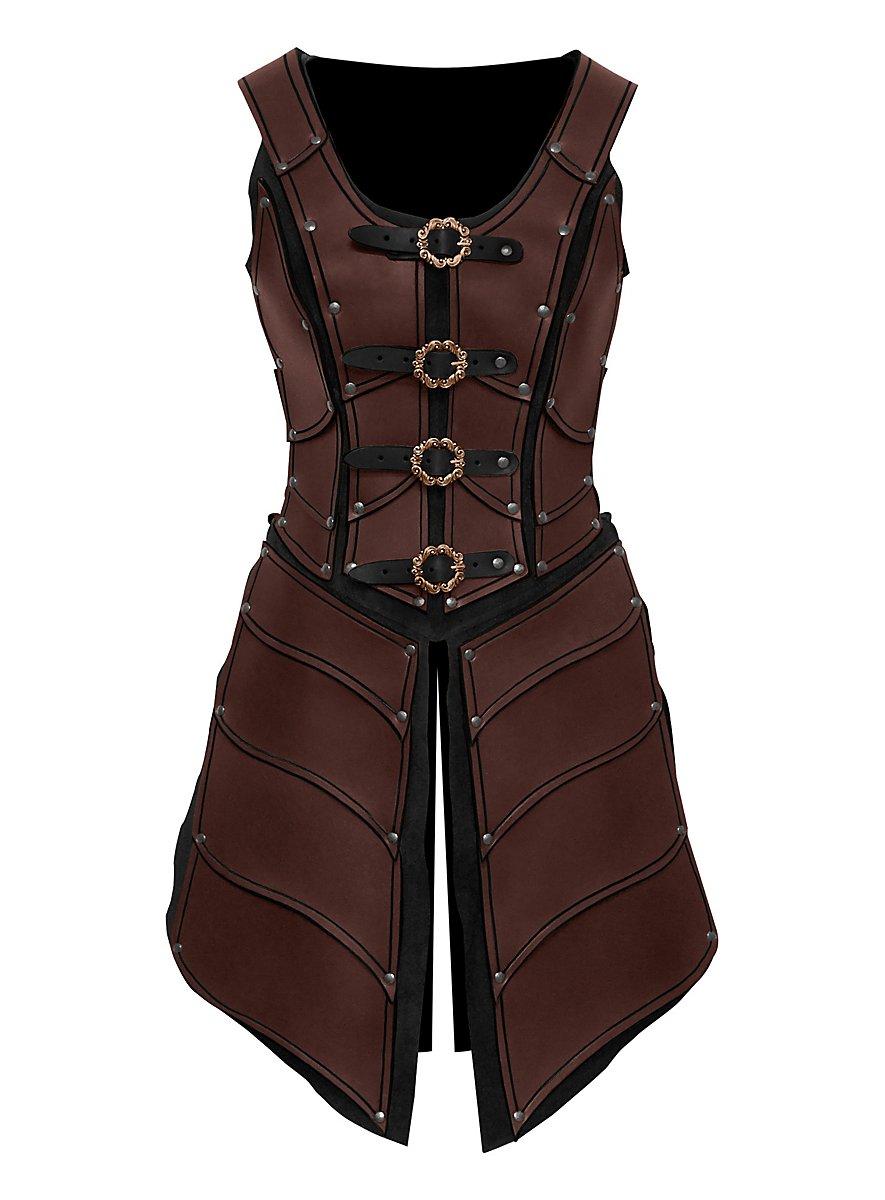 Leather Armour She Elf Warrior Maskworld Com
