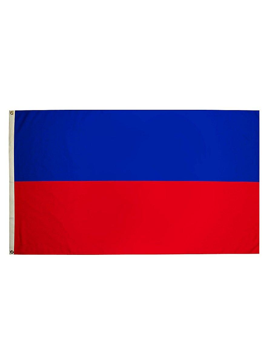 Flagge Rot Blau Grün