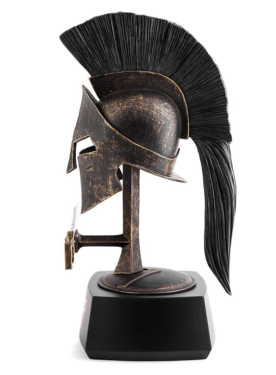 Frank Miller S 300 Leonidas Helmet And Sword With Stand
