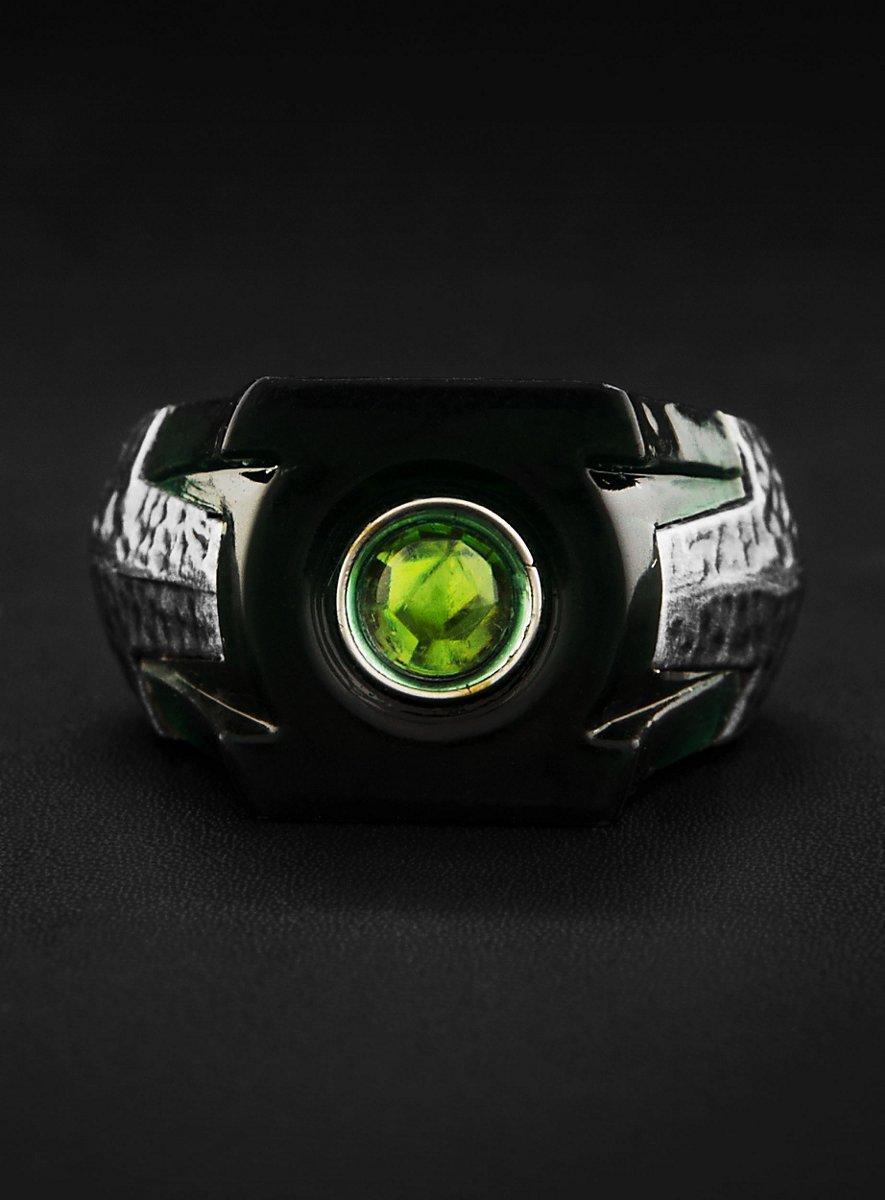 Green Lantern Ring And Lantern For Sale