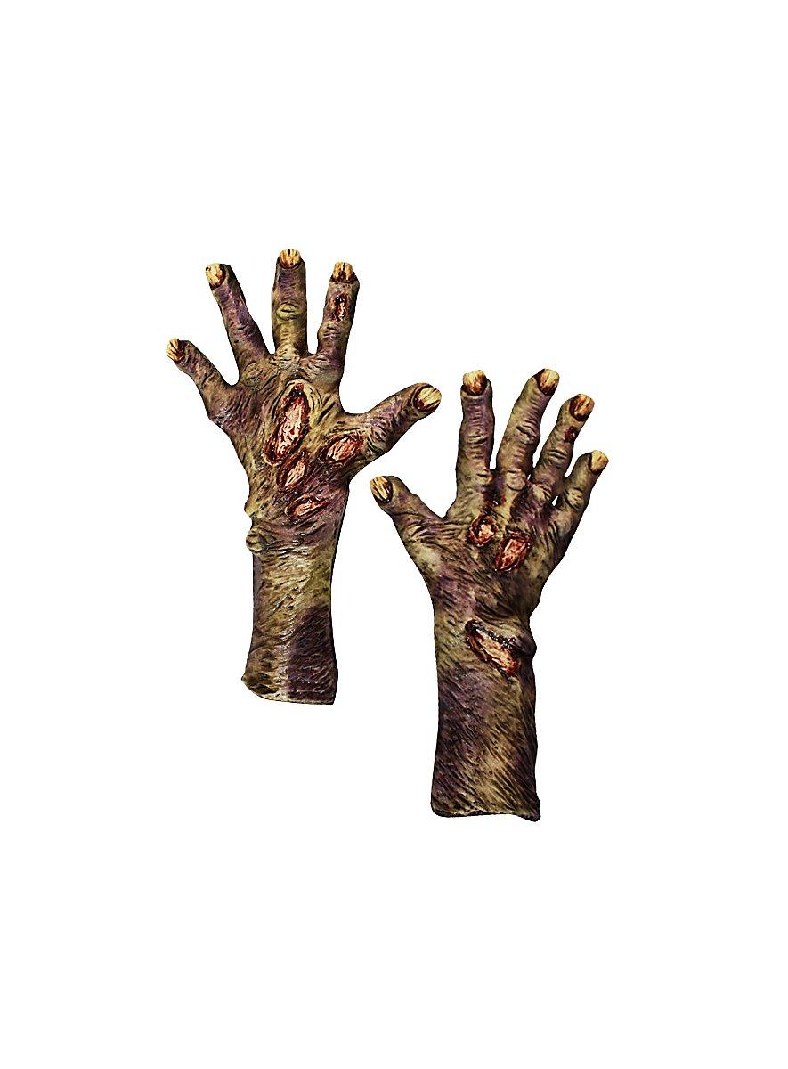 Griffes de zombie vertes - A quel age couper les griffes d un chaton ...