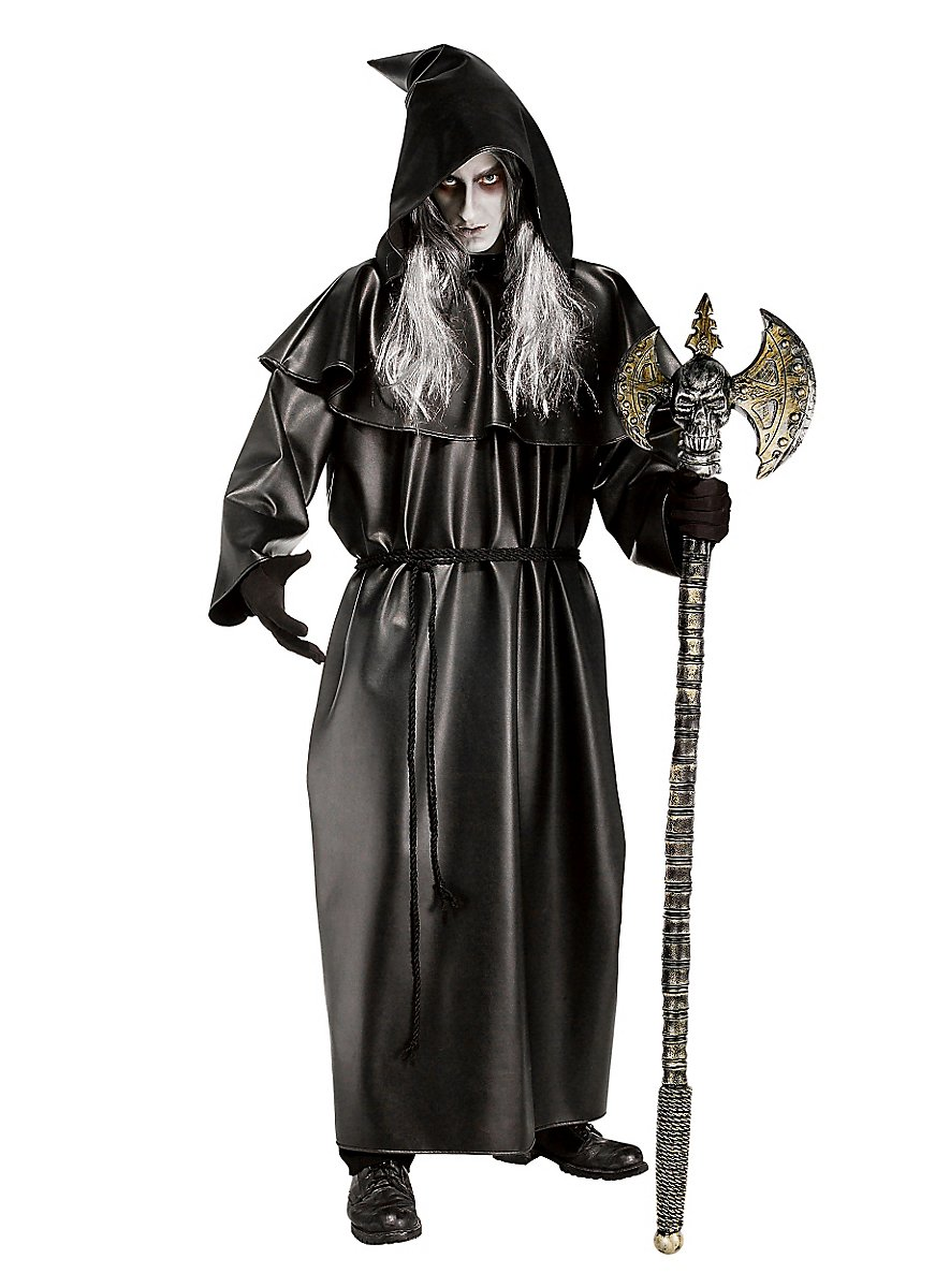 grim reaper robe deluxe. Black Bedroom Furniture Sets. Home Design Ideas