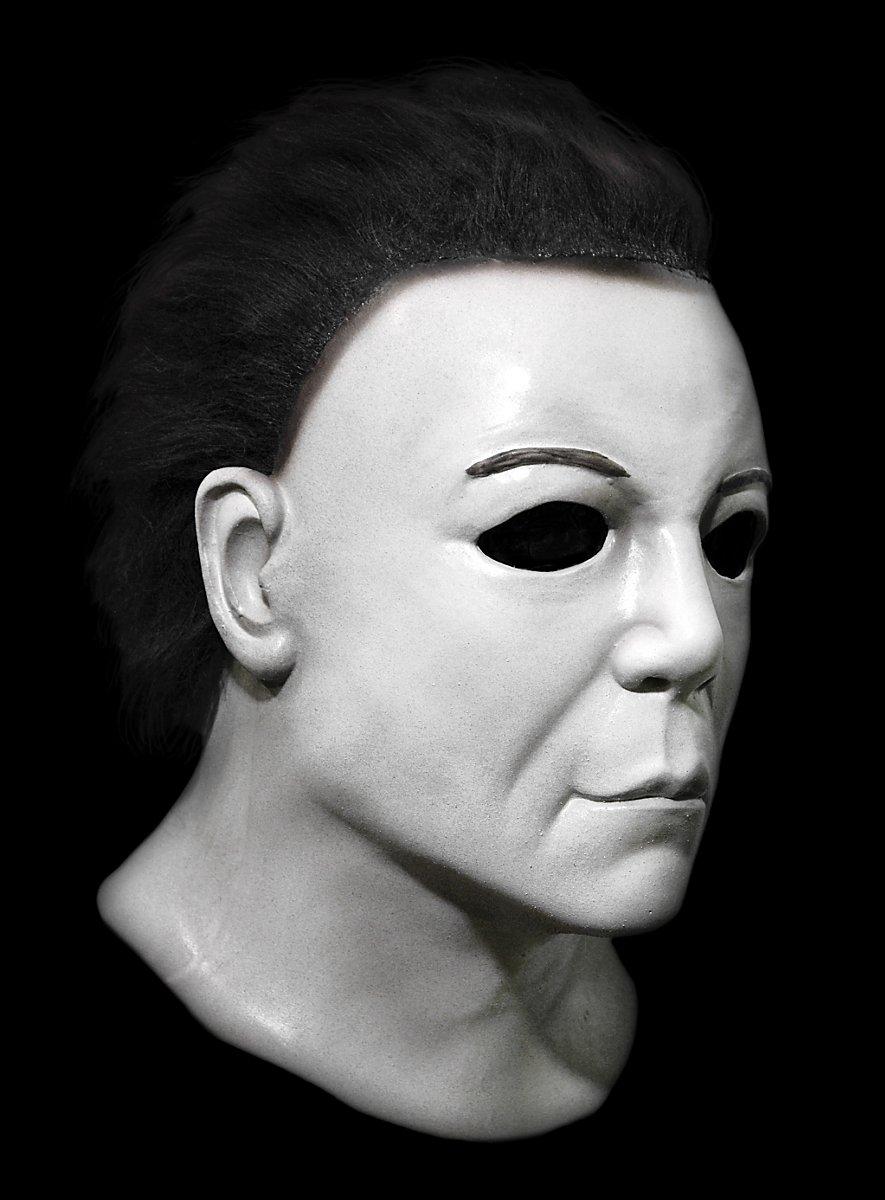 halloween resurrection deluxe michael myers maskworldcom