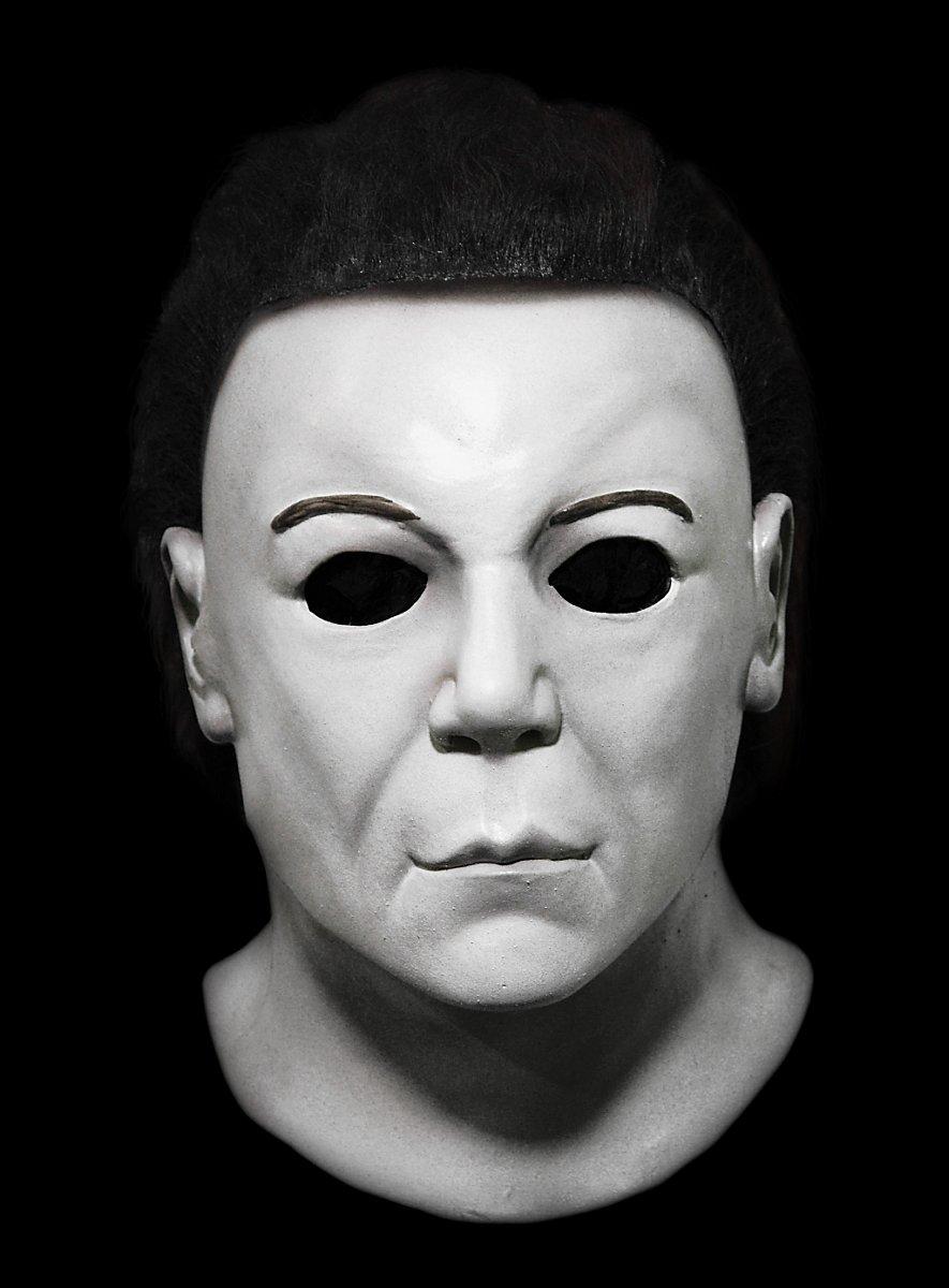 halloween resurrection deluxe michael myers maske aus