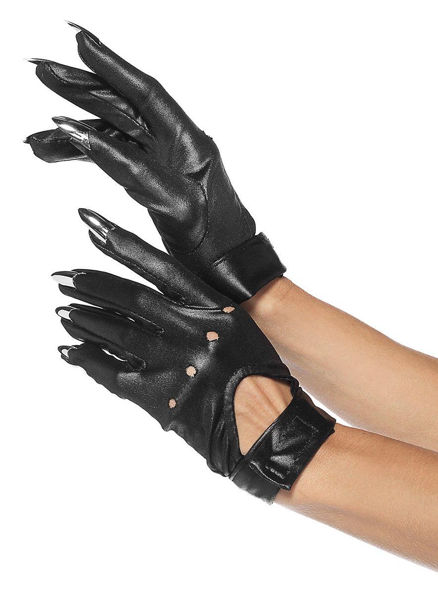 handschuhe mit krallen. Black Bedroom Furniture Sets. Home Design Ideas