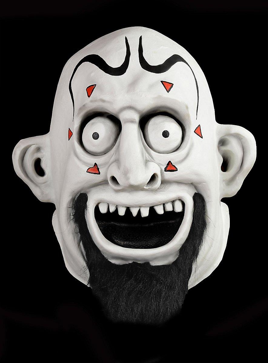 haus der 1000 leichen ravelli maske aus latex. Black Bedroom Furniture Sets. Home Design Ideas