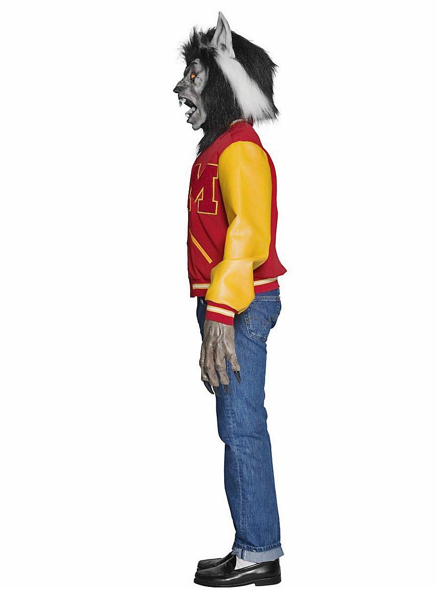 Michael Jackson Thriller Werewolf Mask High School Werewolf C...