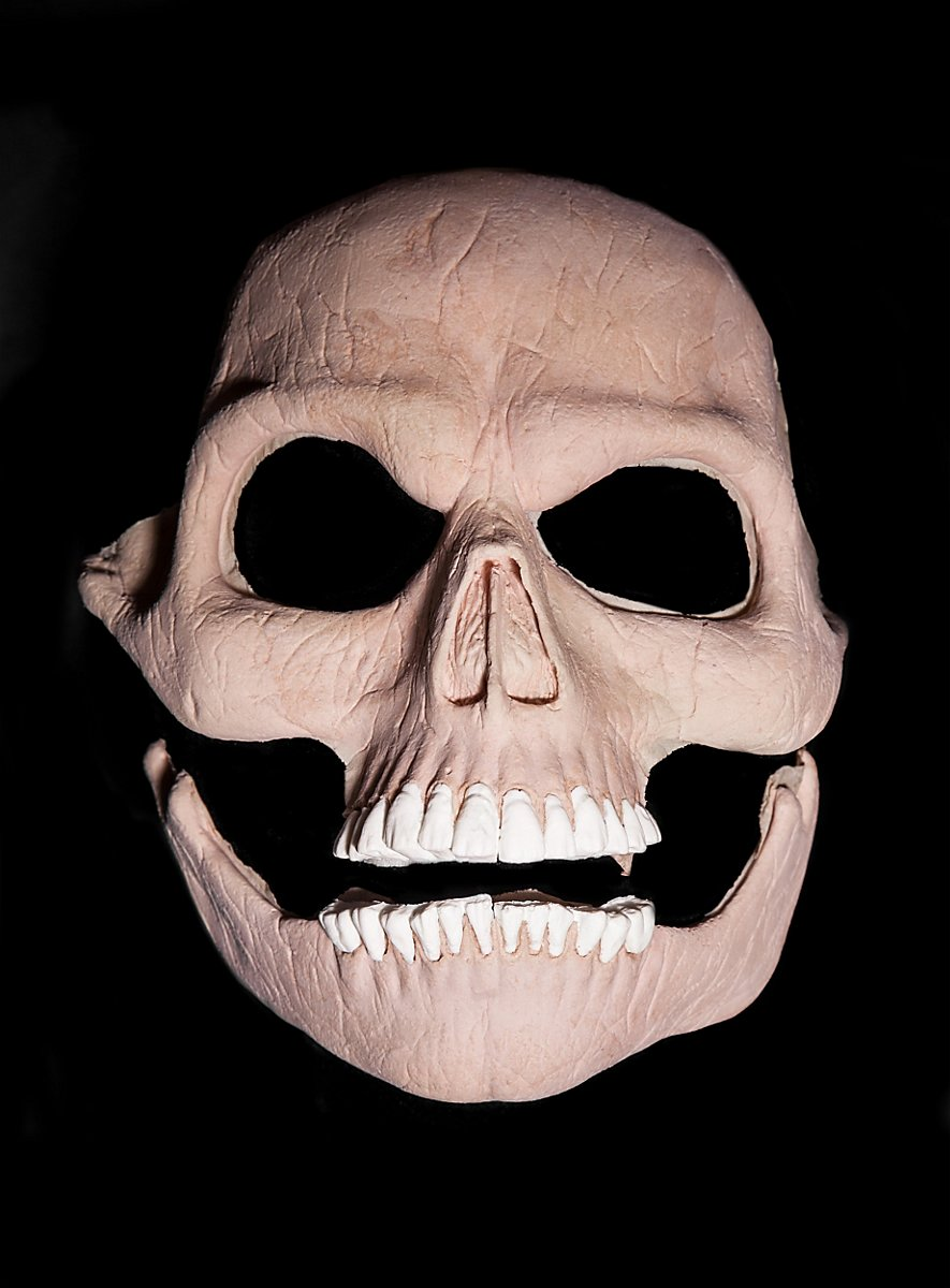 Horror Fx Skull Foam Latex Mask Maskworld Com