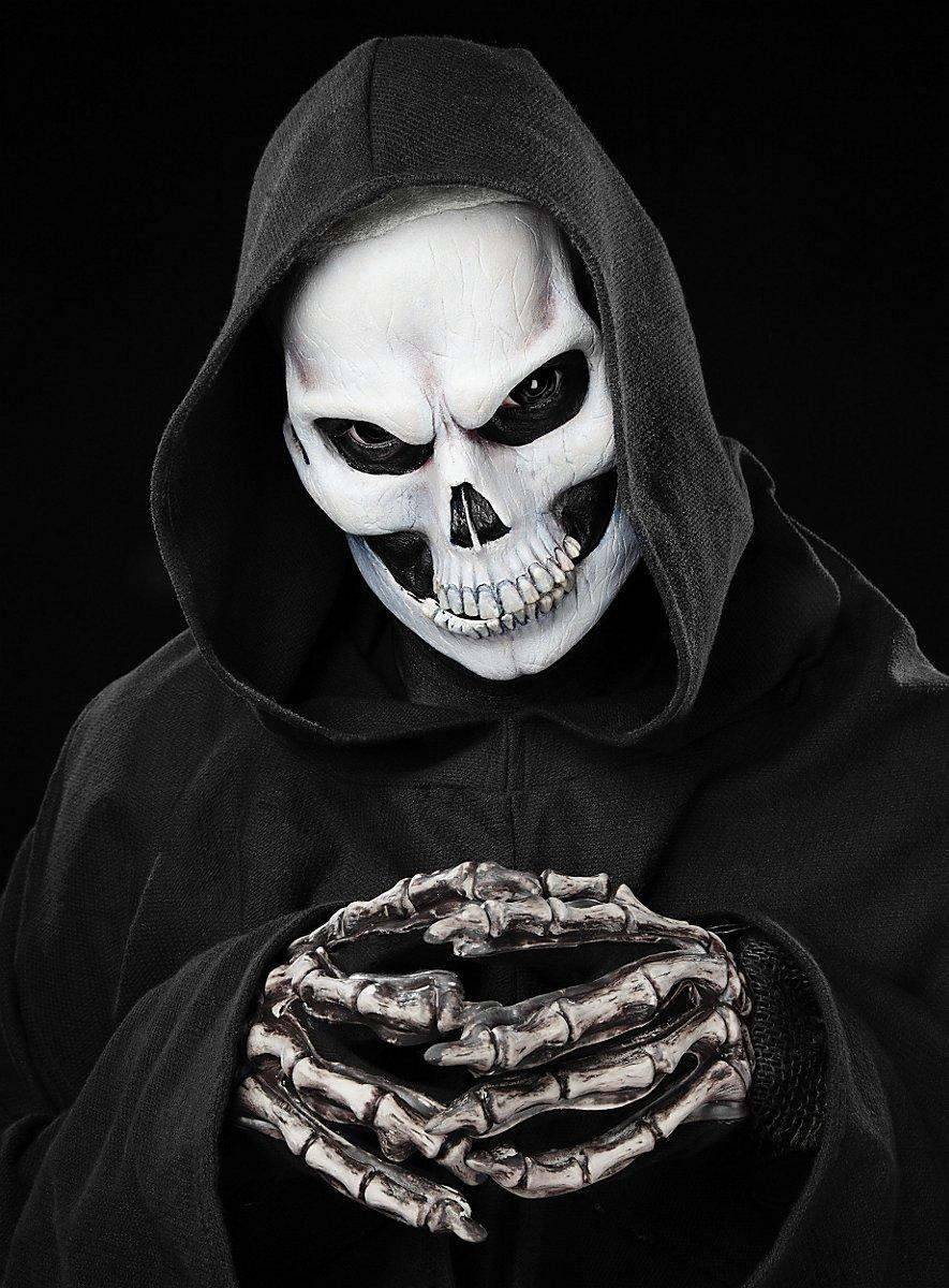 Horror FX Skull Foam Latex Mask - maskworld.com