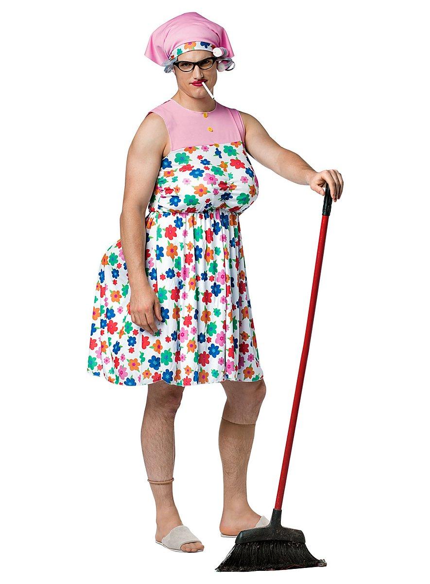 Sexy Hausfrau Kostüm