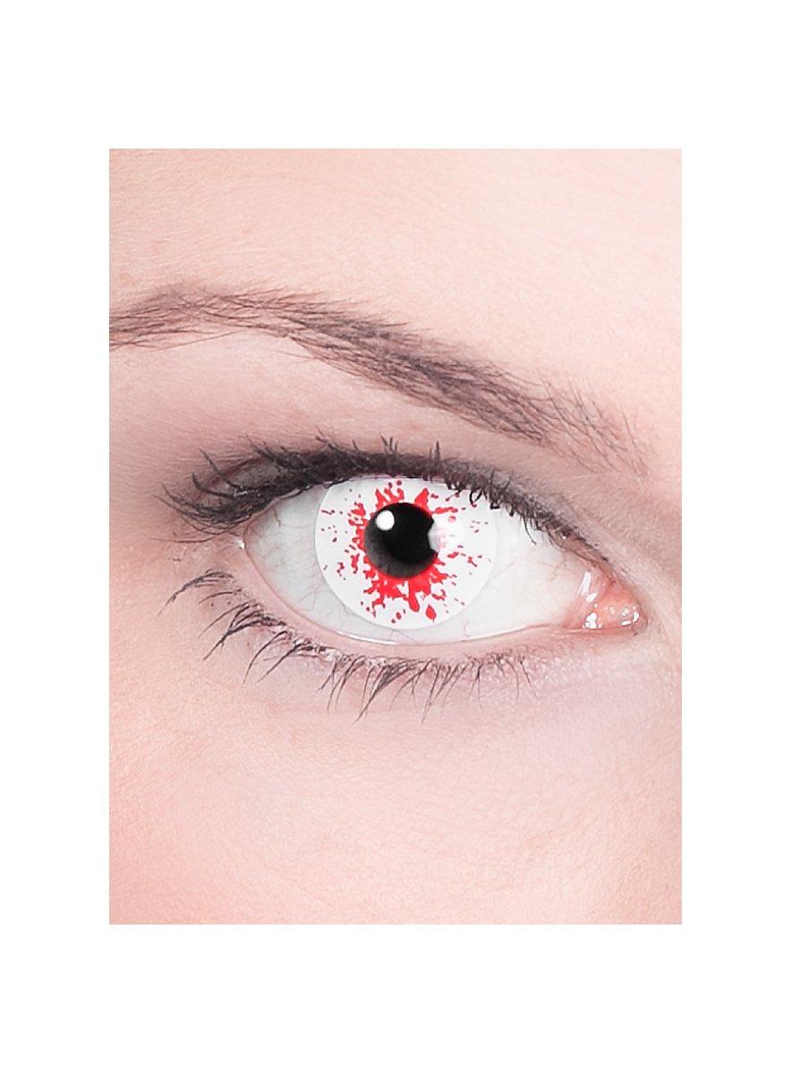infizierter kontaktlinse mit dioptrien. Black Bedroom Furniture Sets. Home Design Ideas