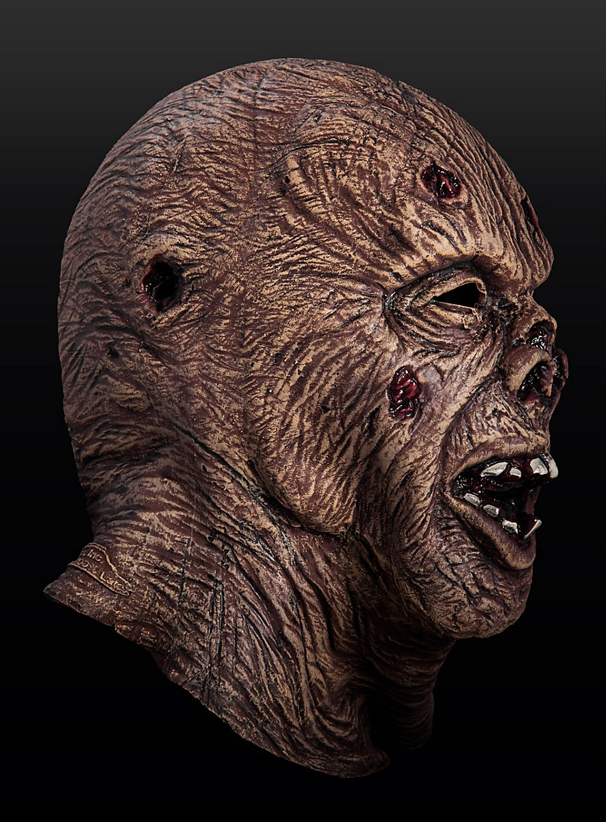 Jason Voorhees Latex Full Mask Maskworld Com