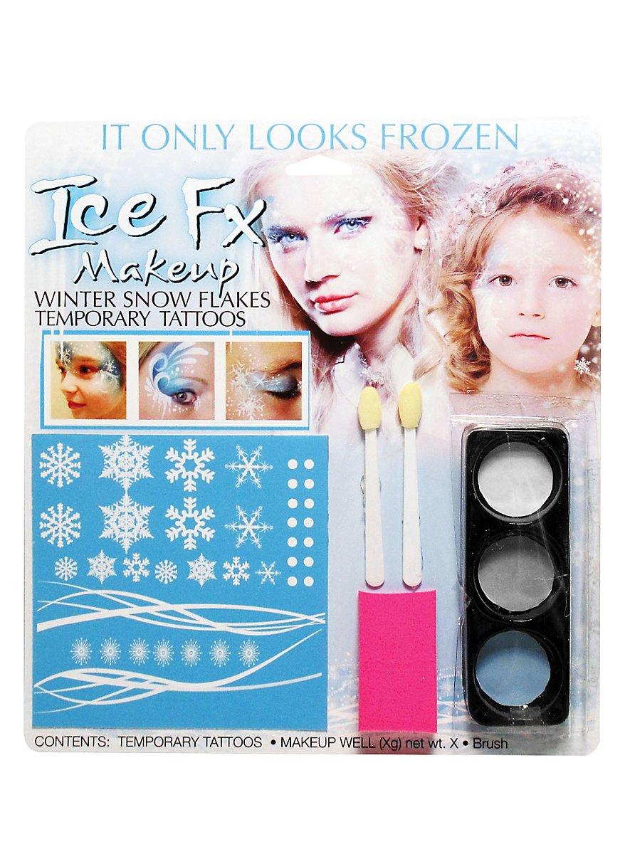 kit de maquillage reine des neiges. Black Bedroom Furniture Sets. Home Design Ideas