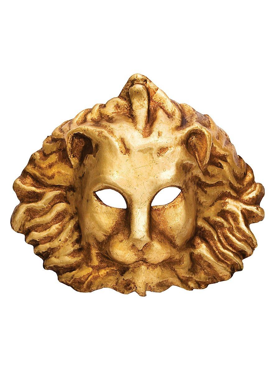 Leone oro masque v nitien - Masque venitien decoration ...