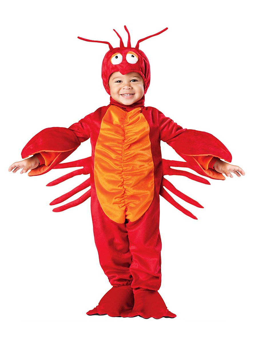 Lobster Infant Costume - maskworld.com