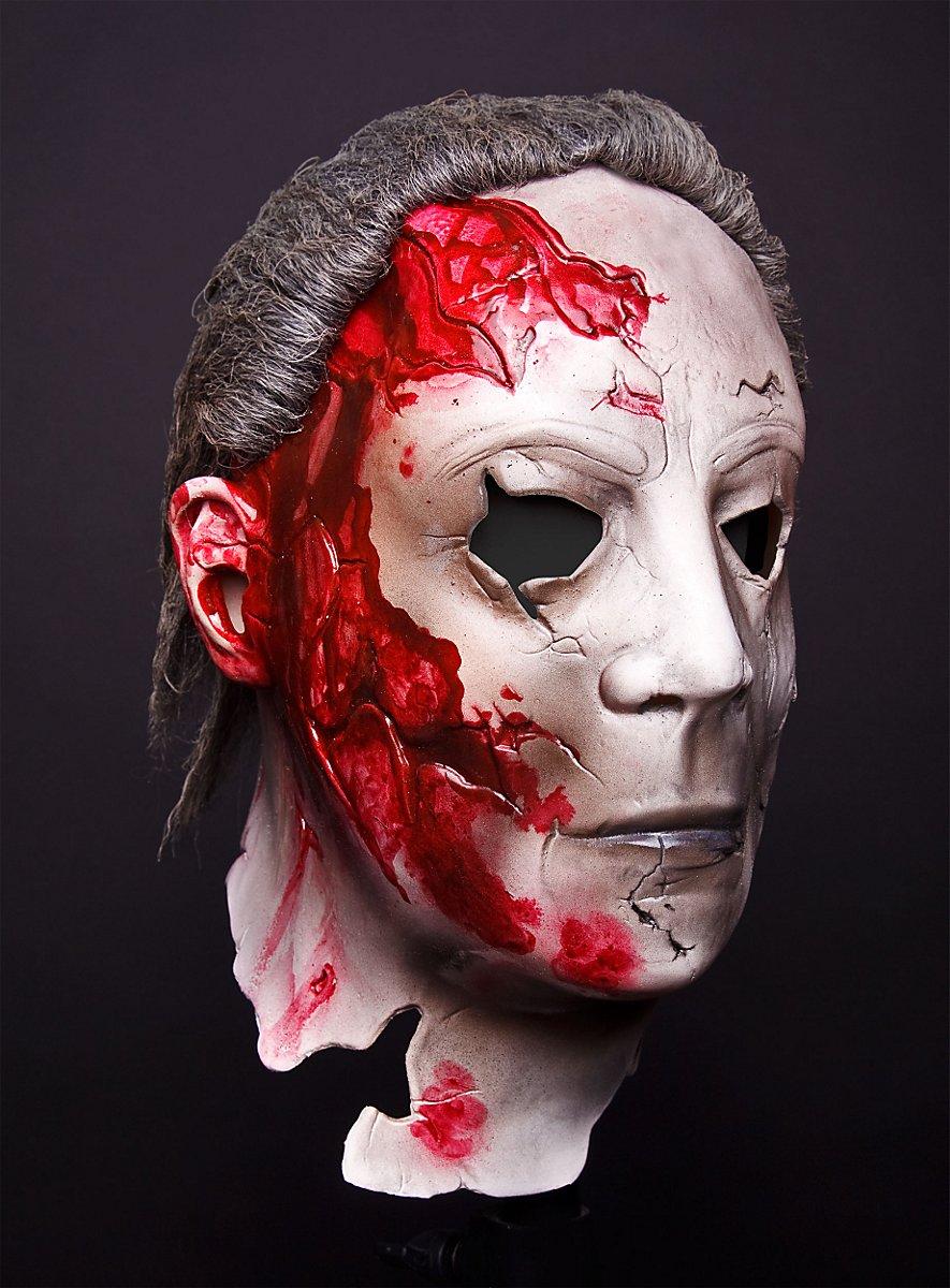 michael myers halloween 2 maske. Black Bedroom Furniture Sets. Home Design Ideas