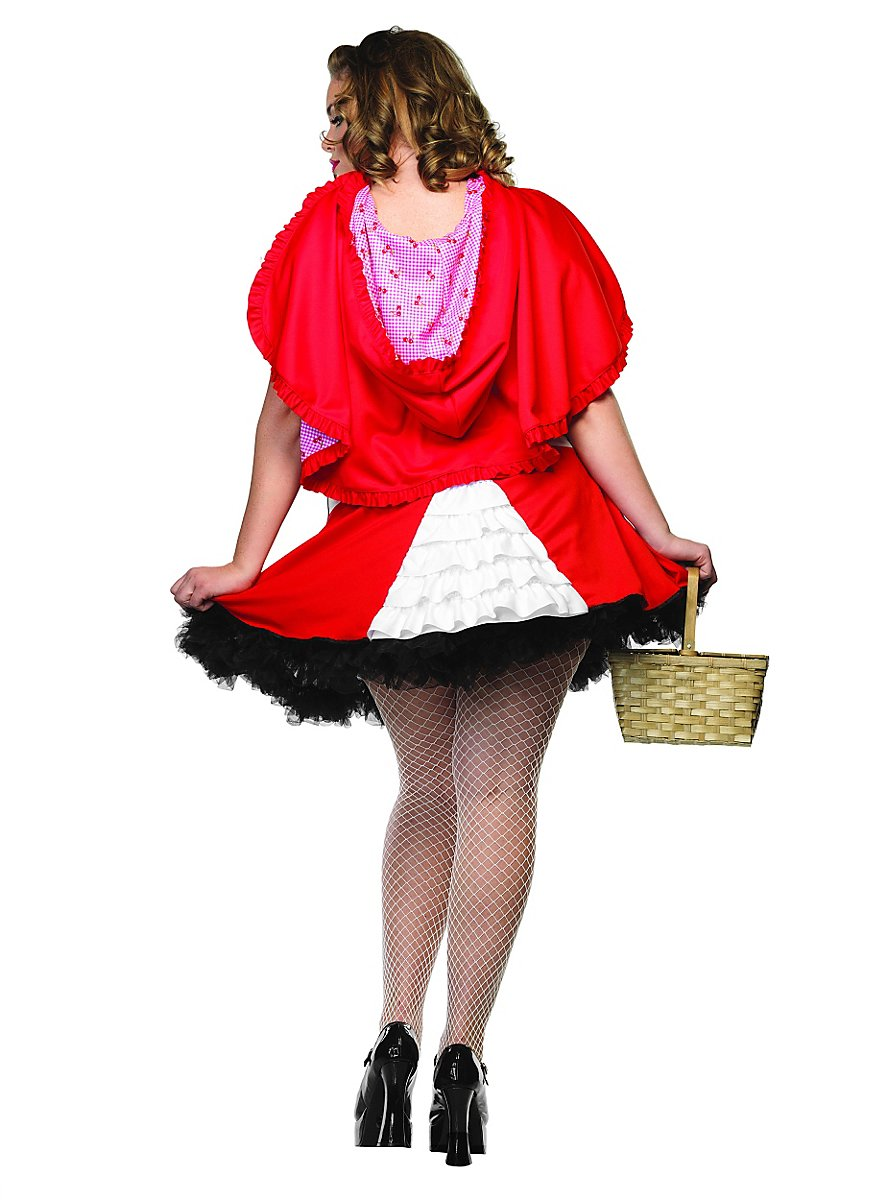 Miss Little Red Riding Hood Costume Maskworld Com