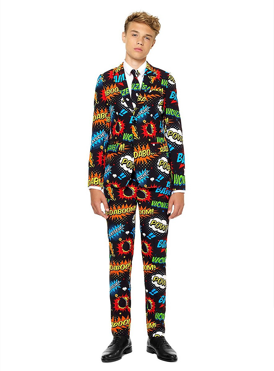 opposuits teen badaboom anzug f r jugendliche. Black Bedroom Furniture Sets. Home Design Ideas