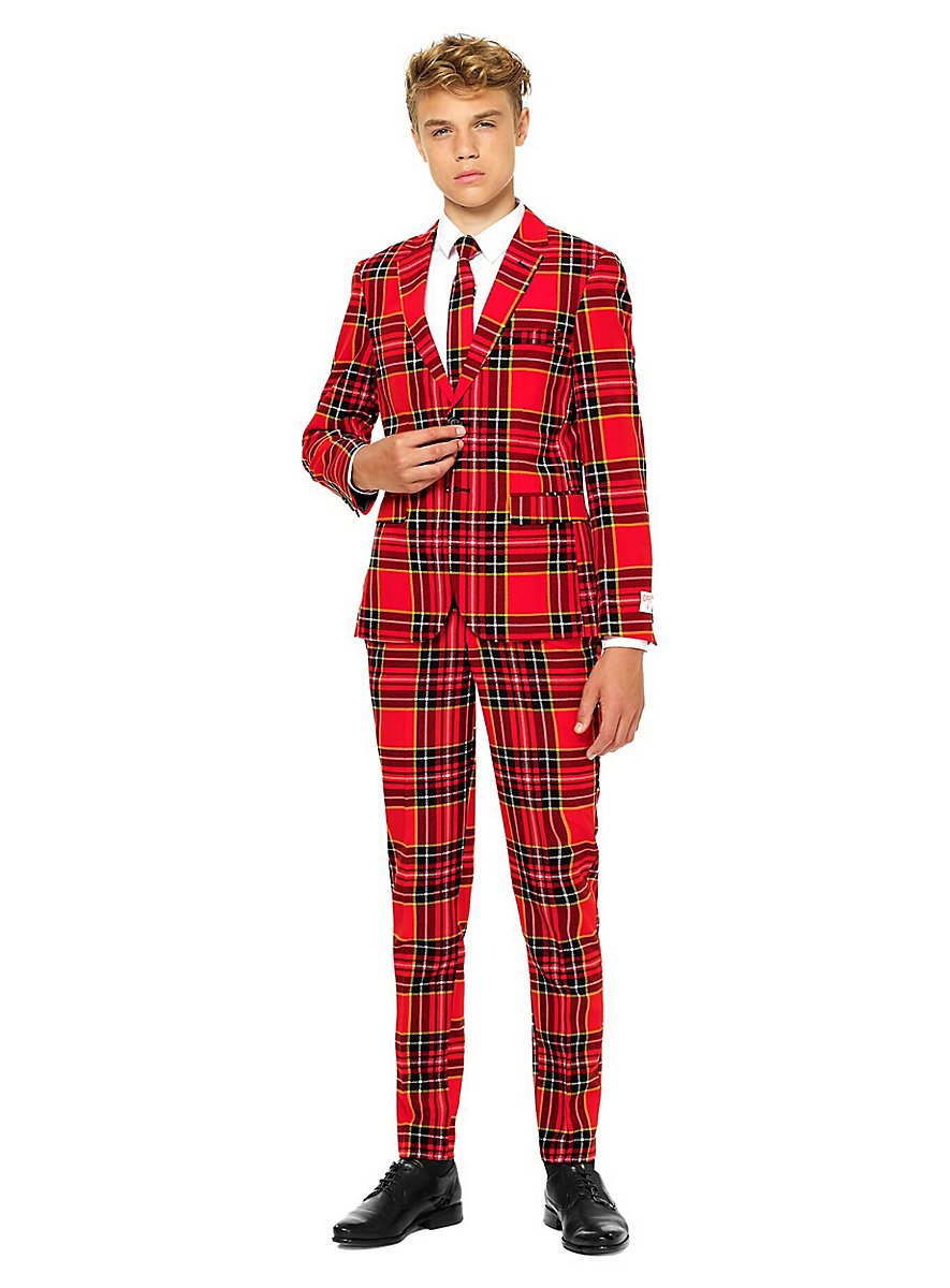opposuits teen lumberjack anzug f r jugendliche. Black Bedroom Furniture Sets. Home Design Ideas