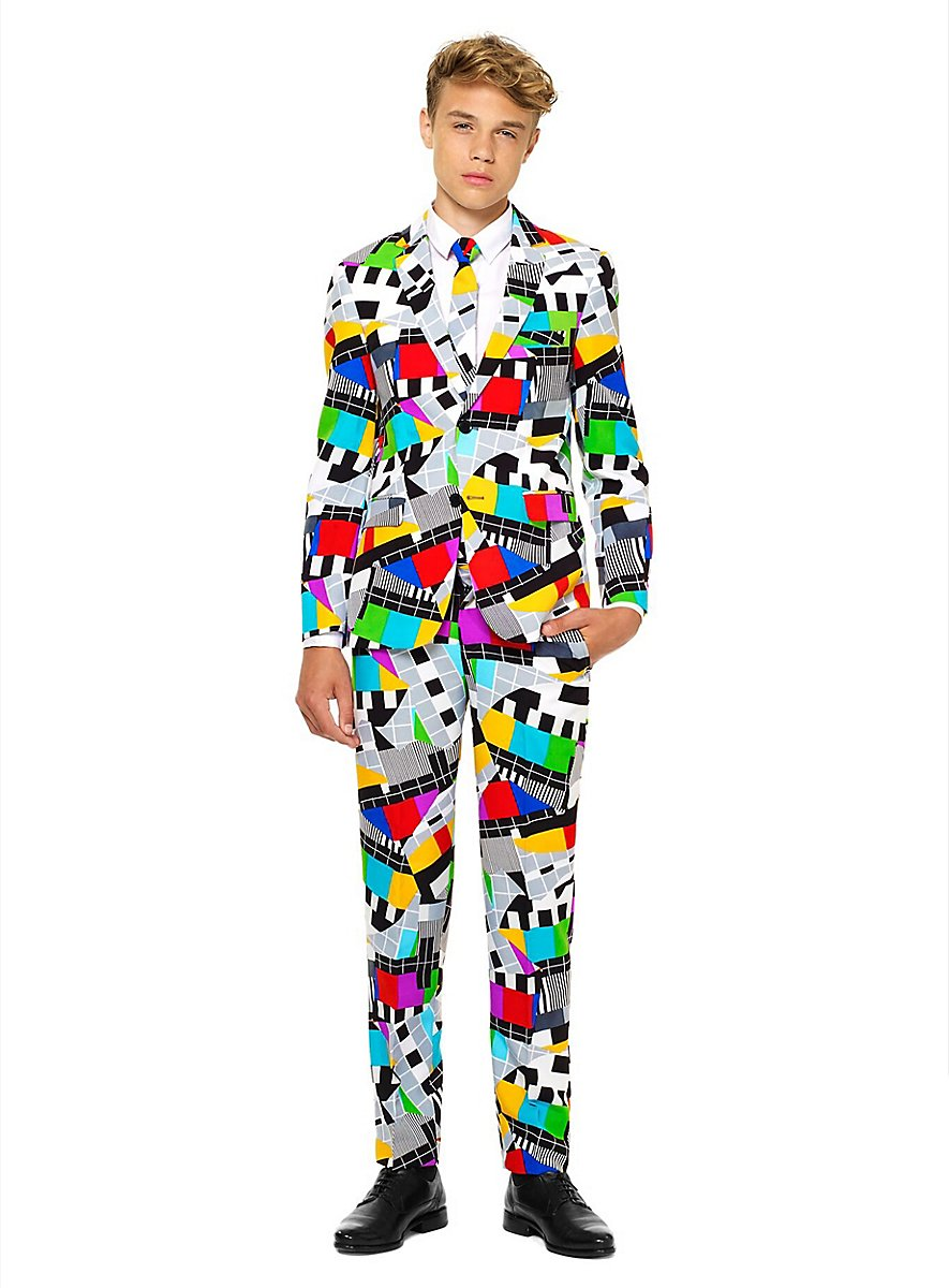 opposuits teen testival anzug f r jugendliche. Black Bedroom Furniture Sets. Home Design Ideas