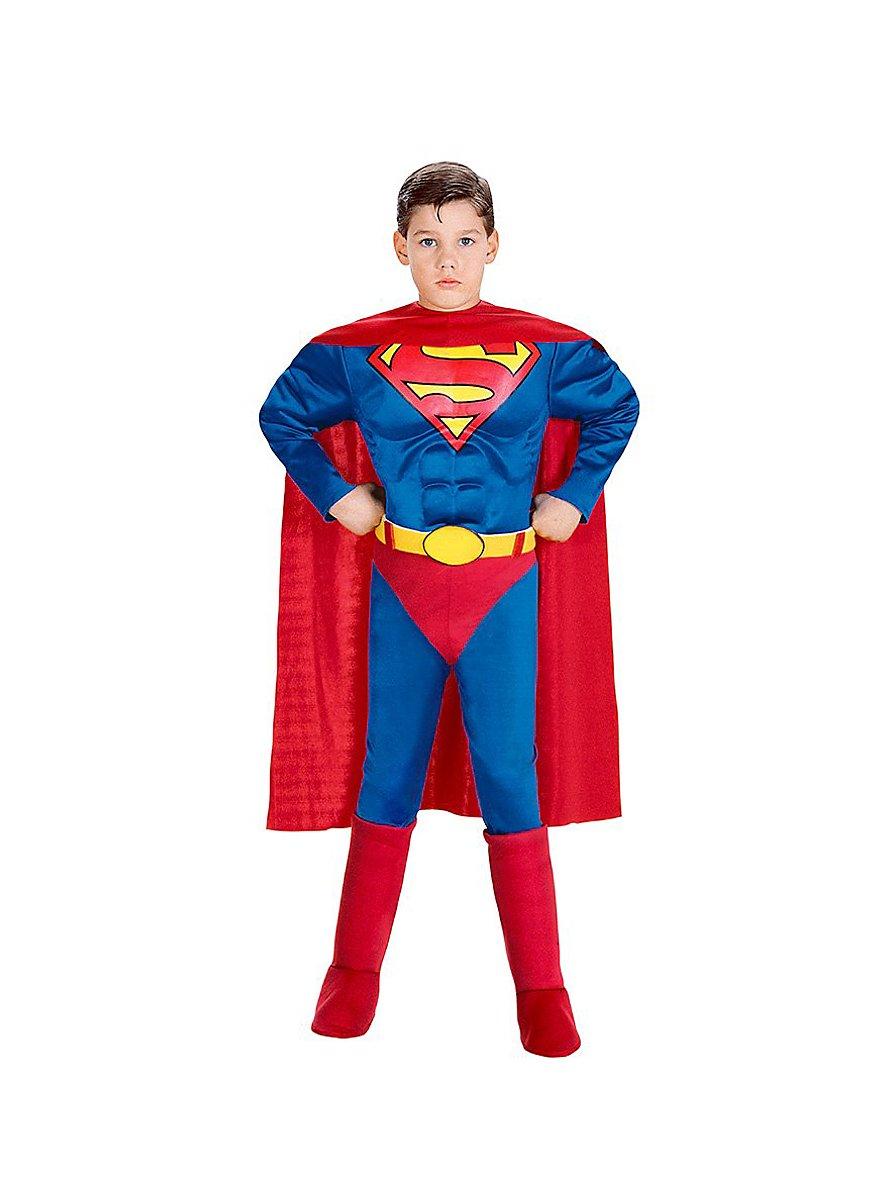 original superman costume. Black Bedroom Furniture Sets. Home Design Ideas