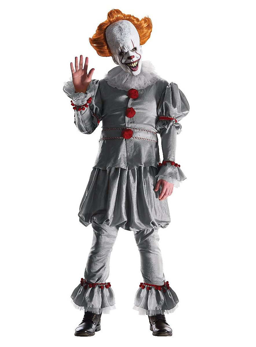 Pennywise Kostüm 2017 deluxe