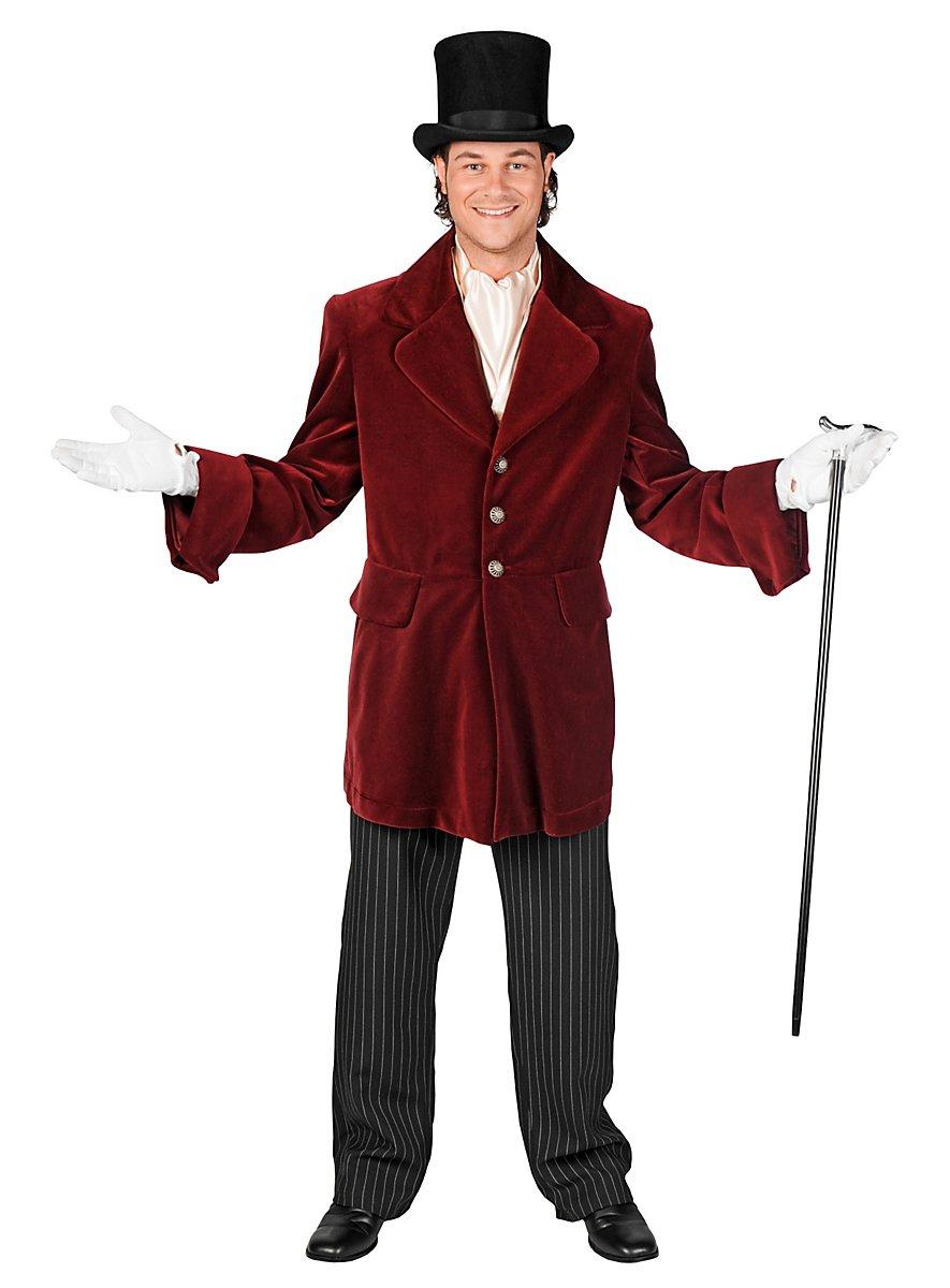 Phileas Fogg Costume Maskworld Com