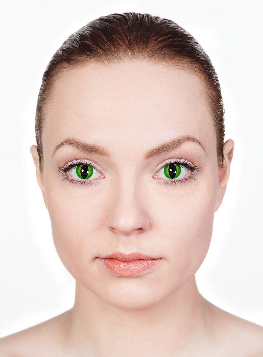Predator Green Contact Lenses Maskworld Com