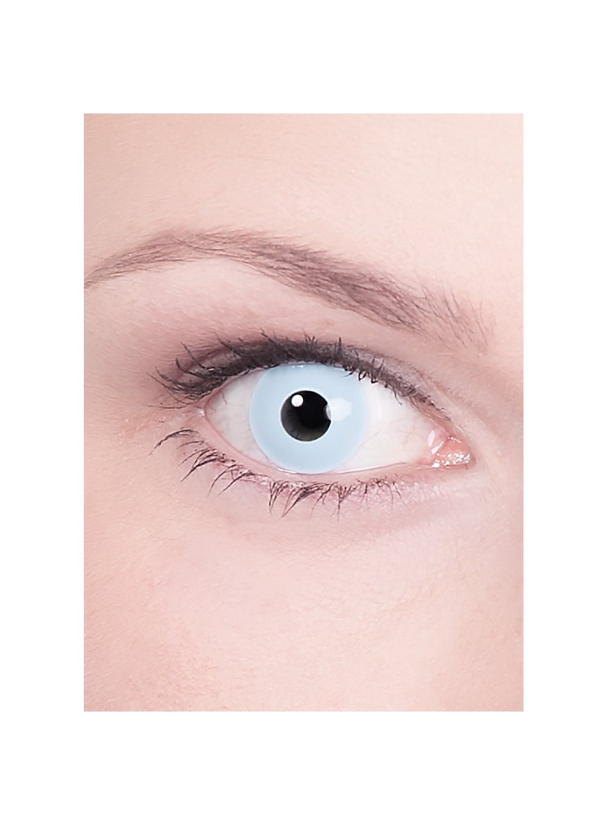 Prescription Contact Lens Light Blue Maskworld Com