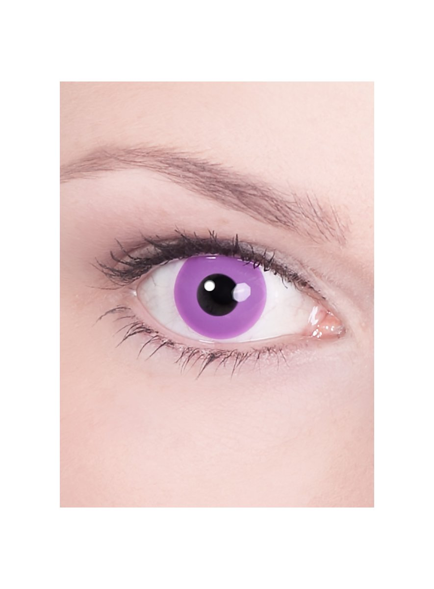 Purple Prescription Contact Lens Maskworld Com