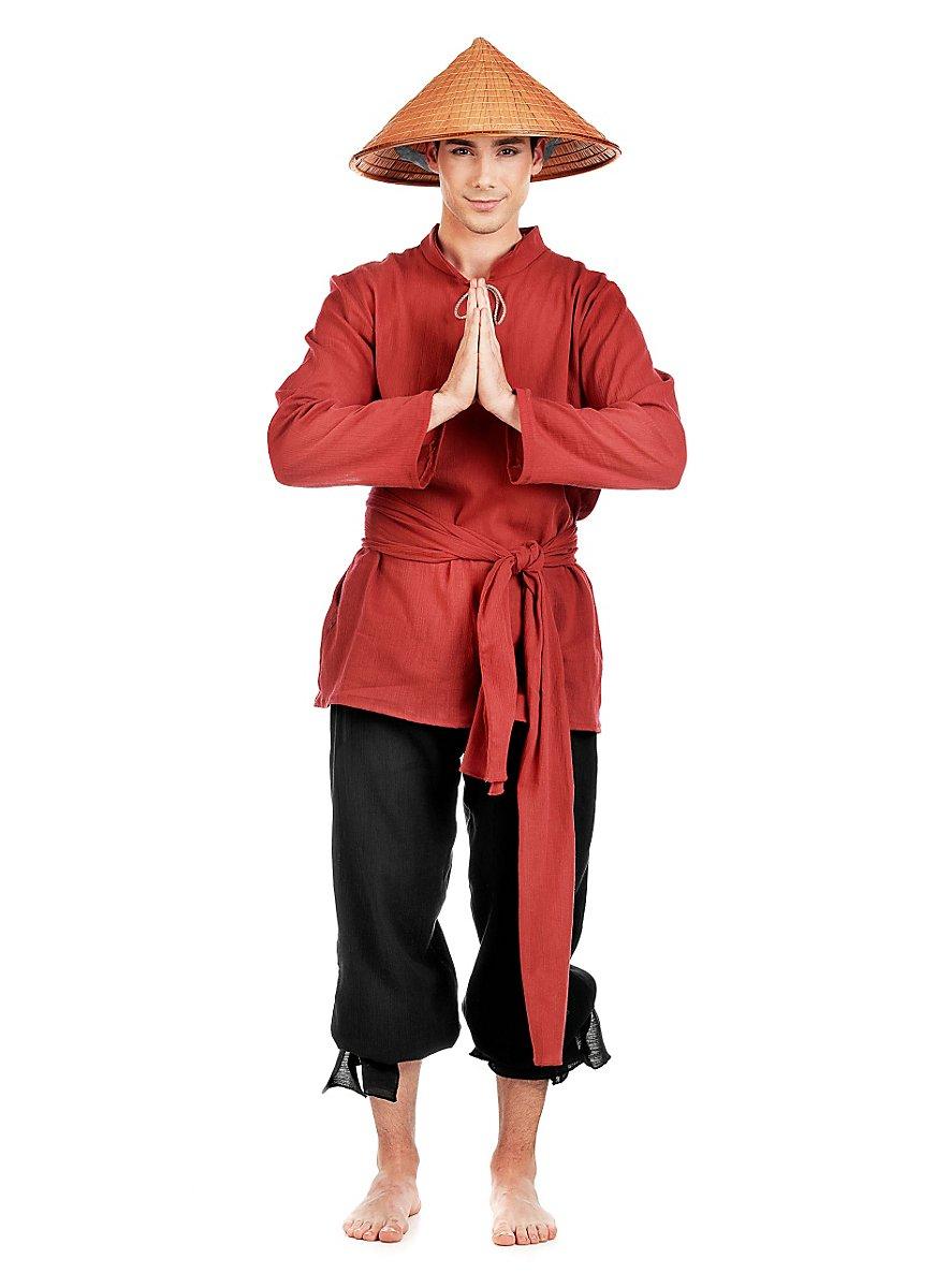 Rice Farmer Costume Maskworld Com