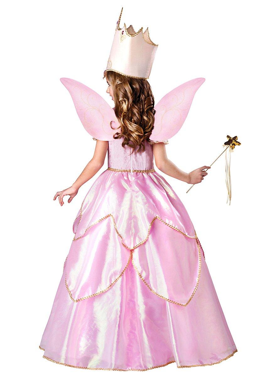 Rose Fairy Kids Costume Maskworld Com