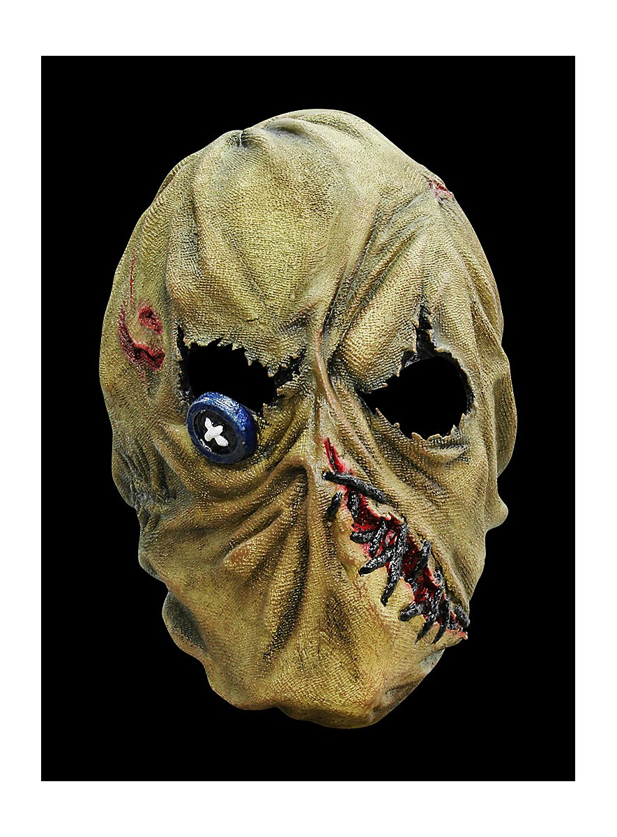 Real Magic Wands Scarecrow Horror Mask ...
