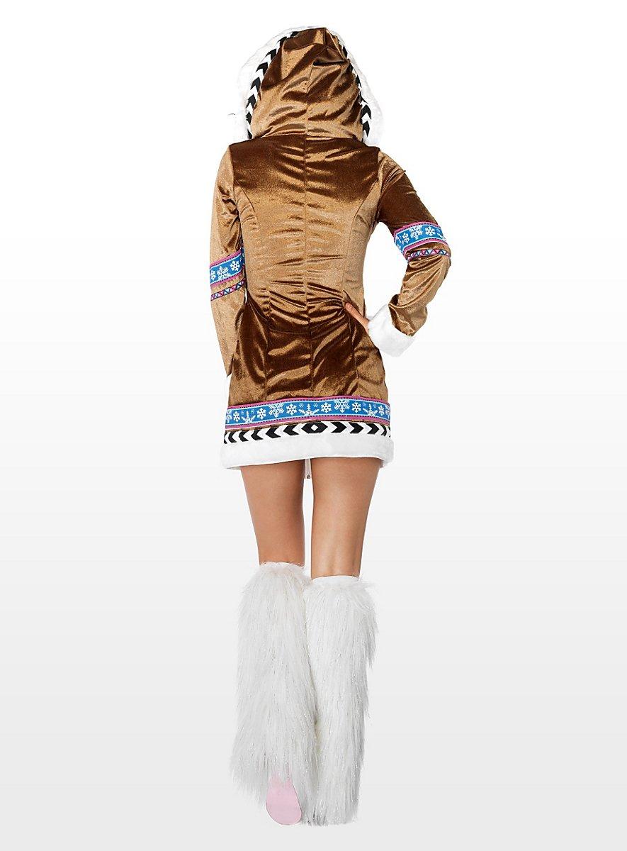 Sexy Arctic Princess Costume Maskworld Com