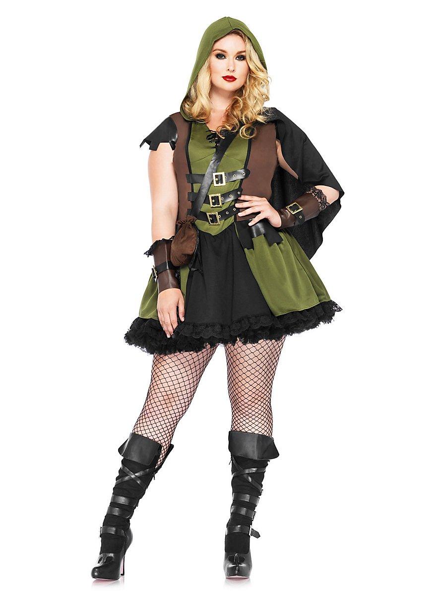 Sexy Avenger Plus Size Costume - maskworld.com