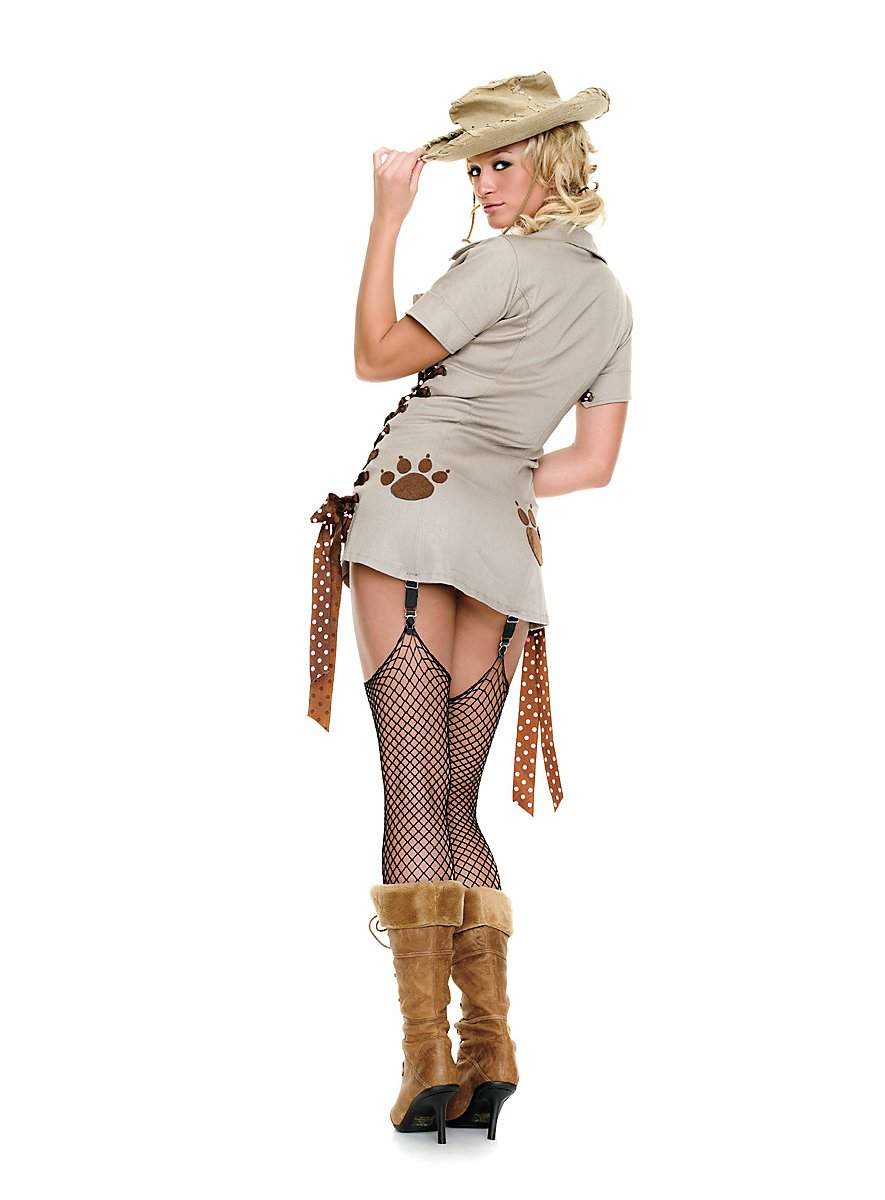 Sexy Big Game Hunter Costume Maskworld Com