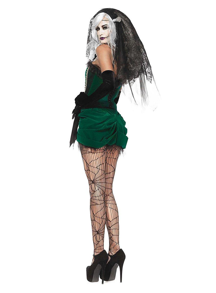 Sexy Bride of Frankenstein Costume - maskworld.com