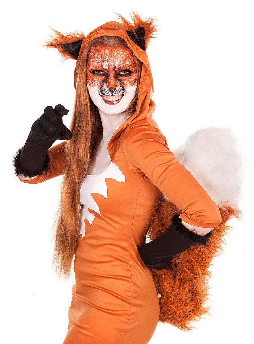 Fox Halloween Costume For Girls