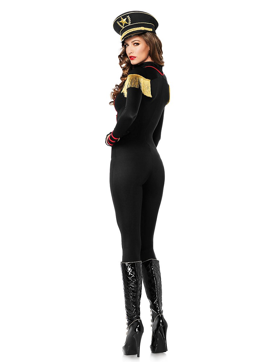 Sexy Navy Admiral Costume - maskworld.com