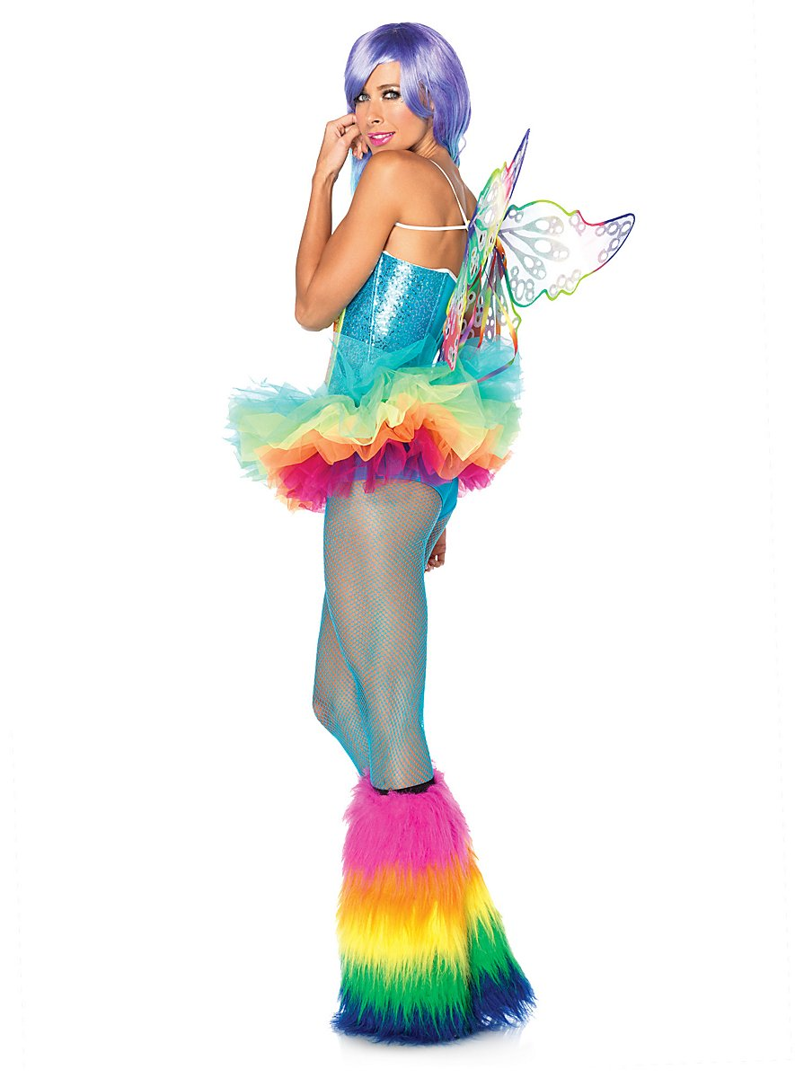 Sexy Rainbow Fairy Costume