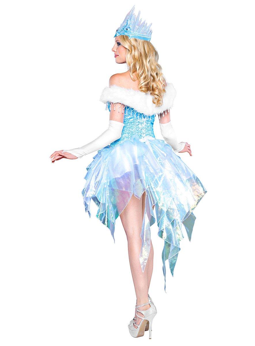 Queen Costume Adult Sexy Snow Queen ...