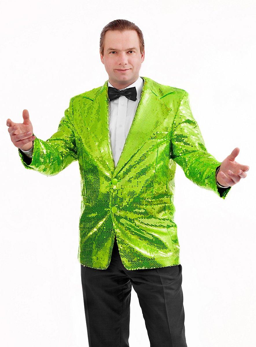 Showmaster jacket green maskworld