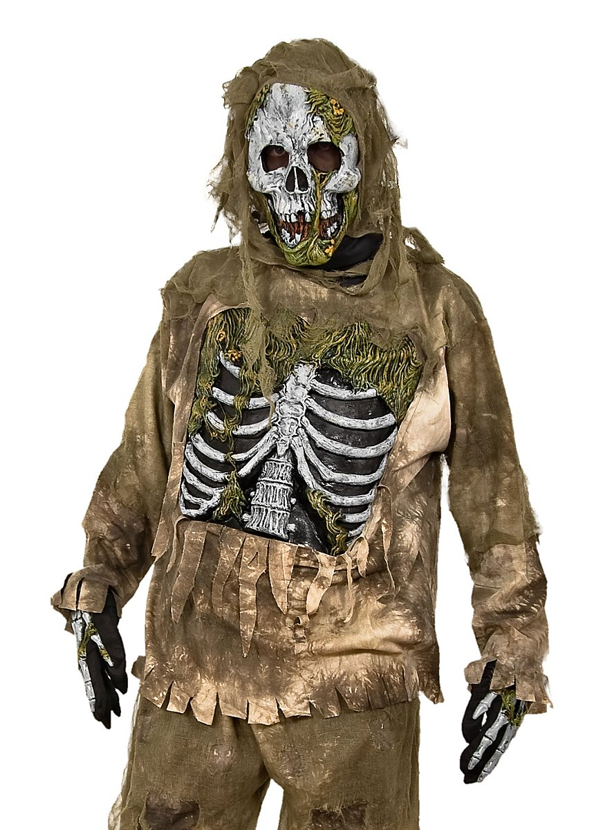 Skeleton Zombie Costume Maskworld Com