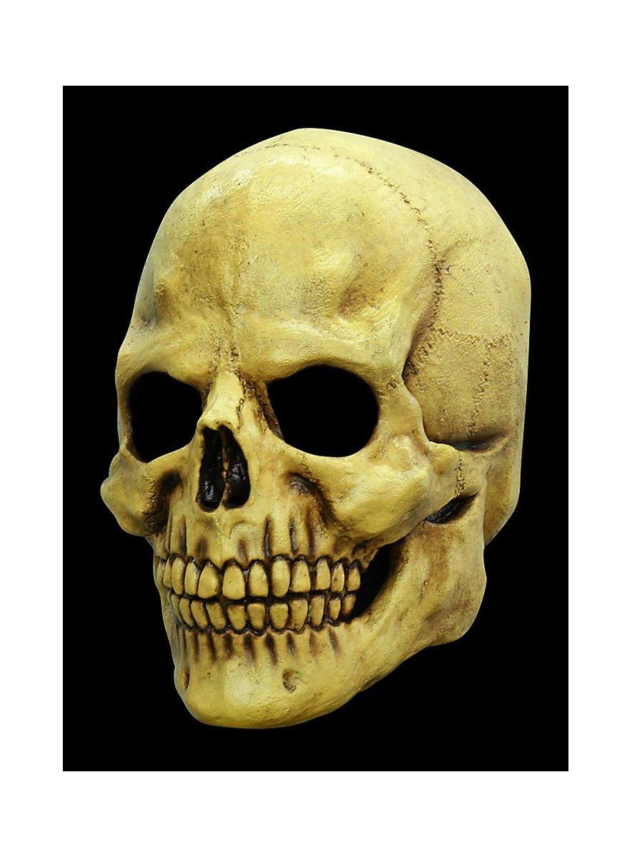 Unicorns For Sale >> Skull Horror Mask made of latex - maskworld.com