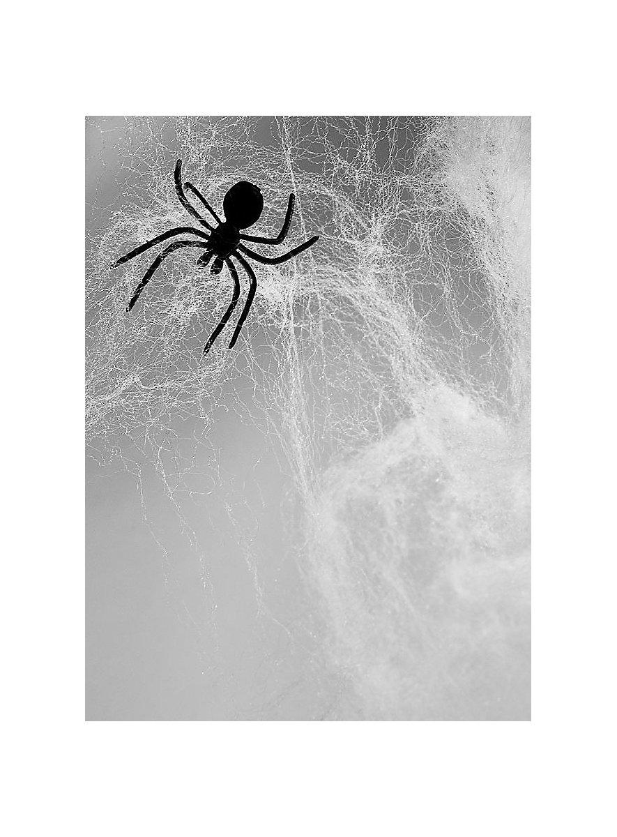 spider web decoration 120 g. Black Bedroom Furniture Sets. Home Design Ideas