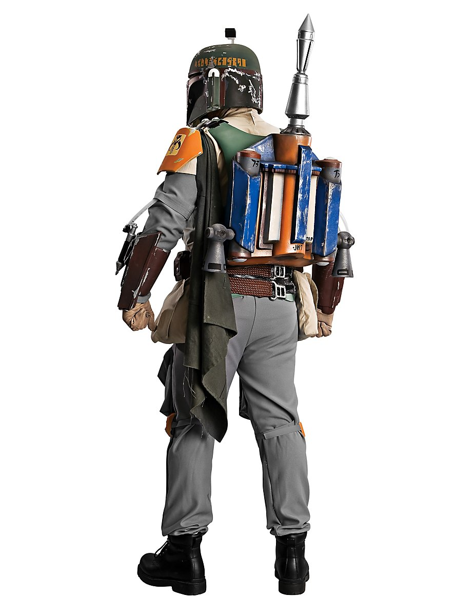 star wars boba fett supreme costume. Black Bedroom Furniture Sets. Home Design Ideas