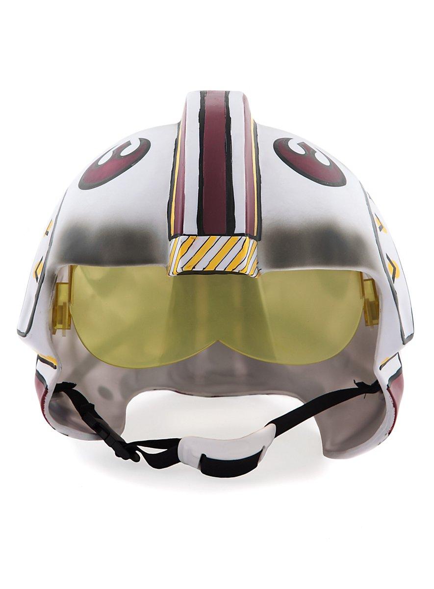 star wars x wing pilot helmet. Black Bedroom Furniture Sets. Home Design Ideas