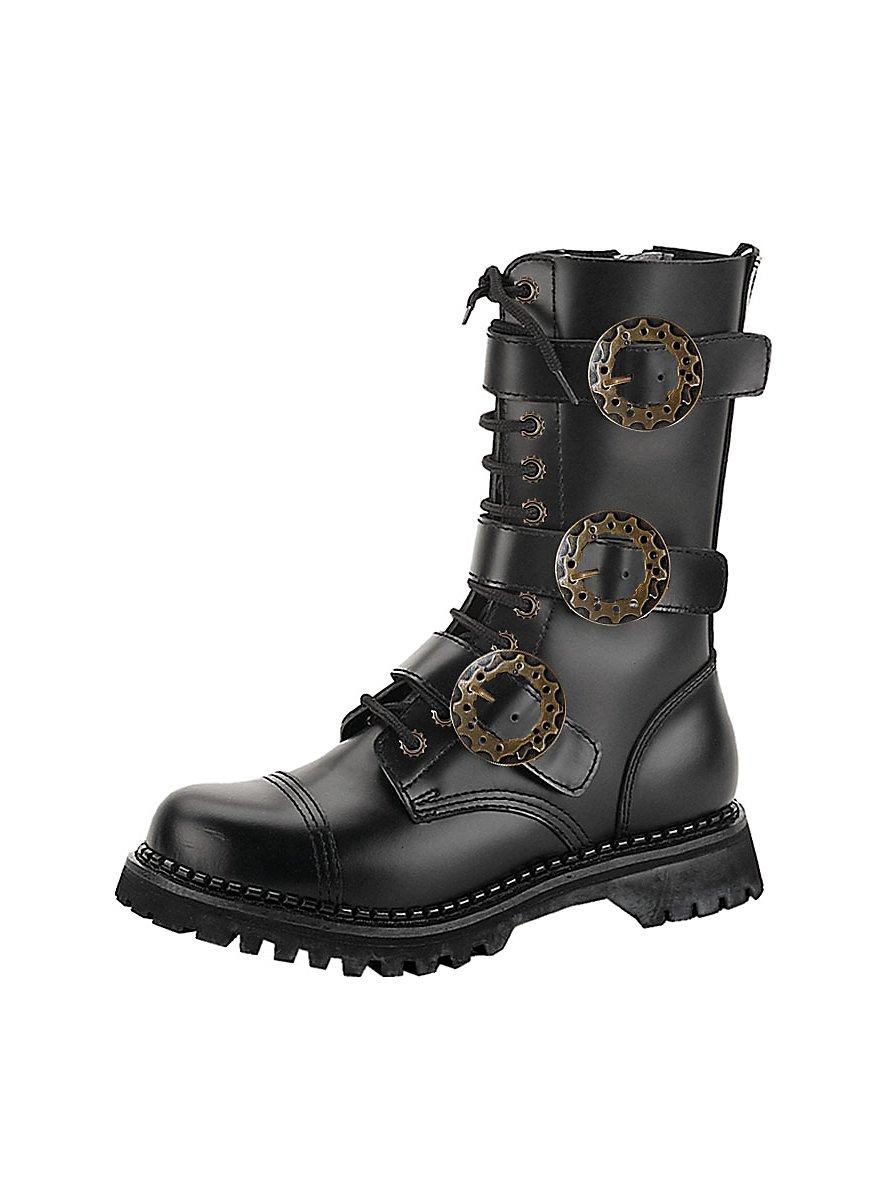 steampunk shoes men black maskworldcom